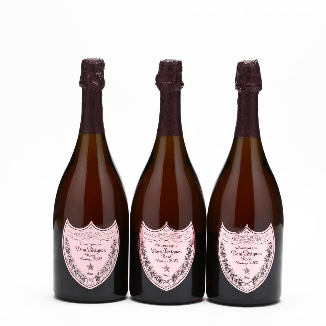 2002 Moet et Chandon Champagne