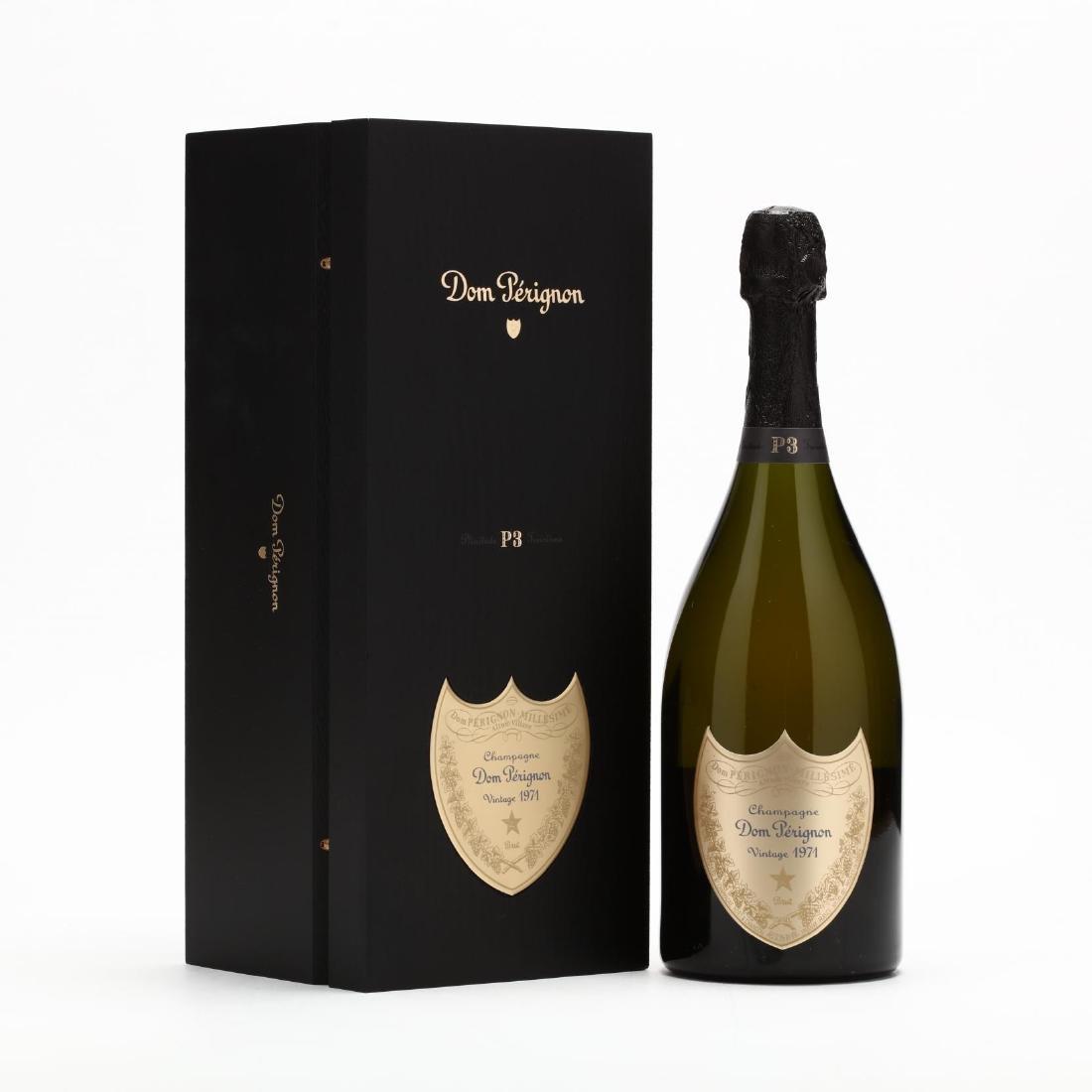 Moet et Chandon Champagne - Vintage 1971