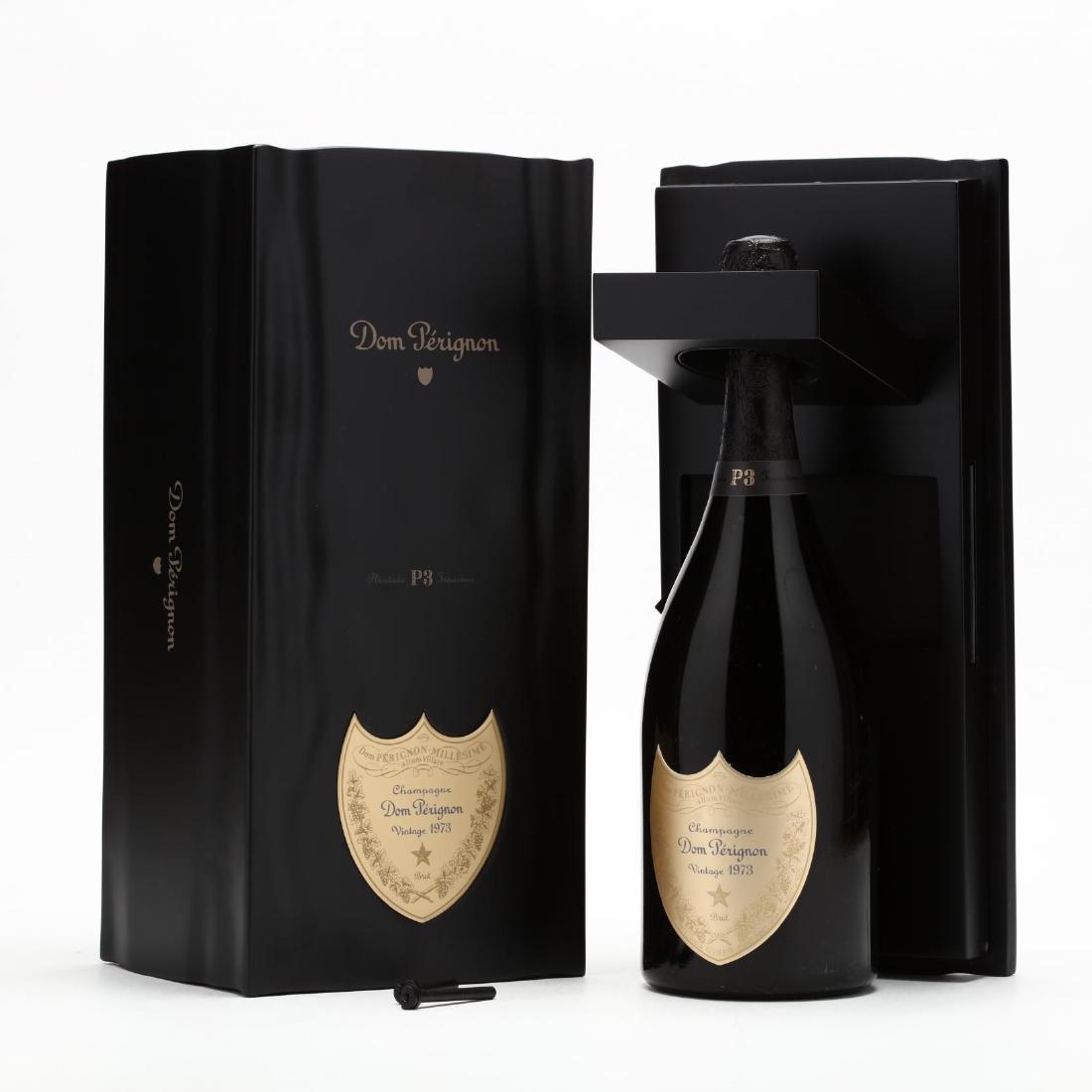 Moet et Chandon Champagne - Vintage 1973