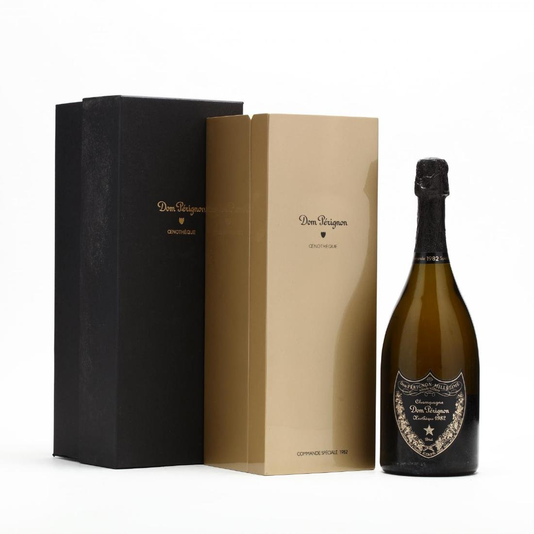 Moet et Chandon Champagne - Vintage 1982