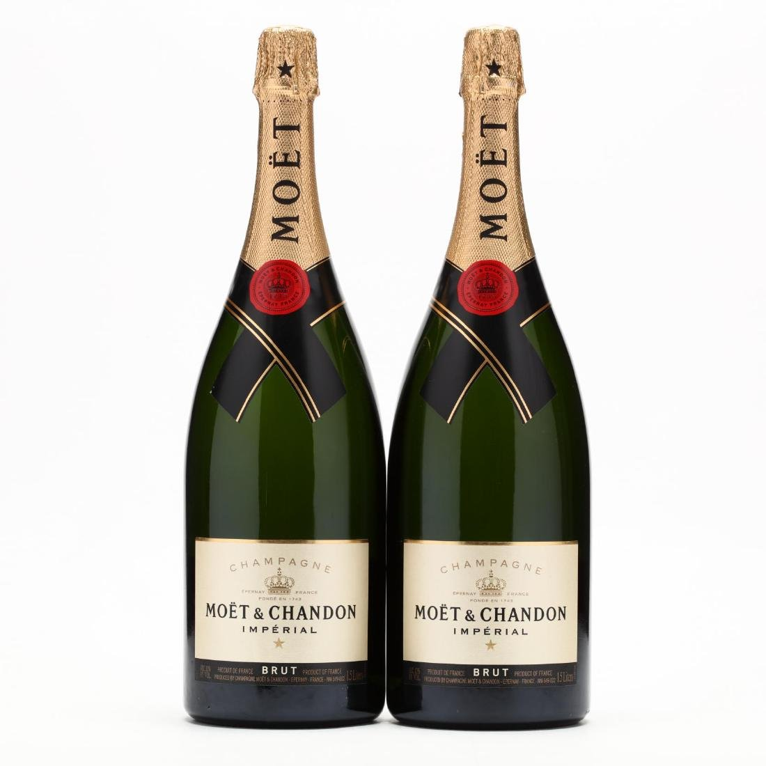 Moet et Chandon Champagne Magnums - NV
