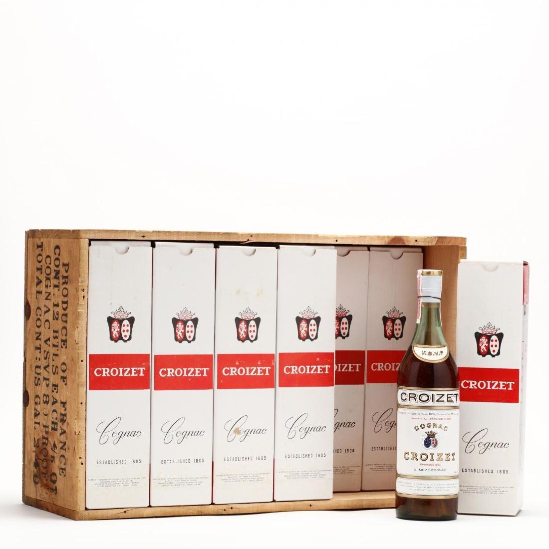 Croizet Cognac V.S.V.P.