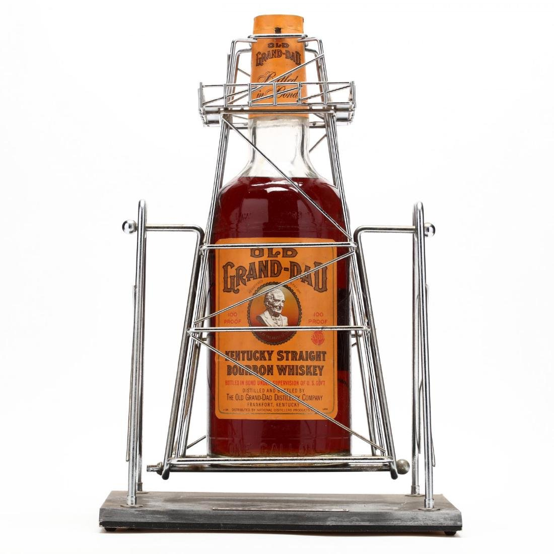 Old Grand-Dad Bourbon Whiskey