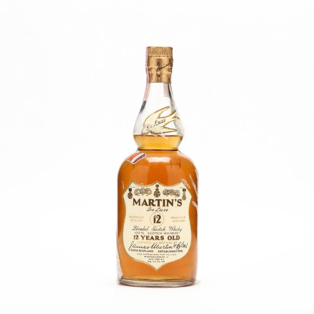Martin's Blended Scotch Whisky
