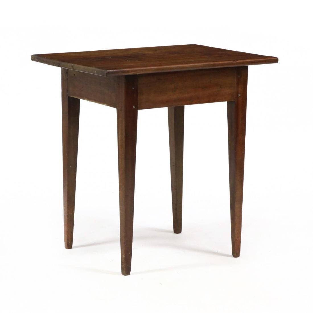 North Carolina Hepplewhite Side Table