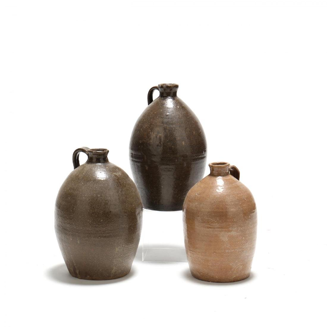 Three Large Jugs