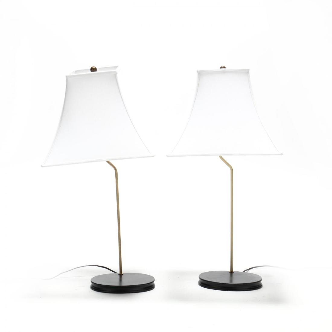 Pair of Contemporary Collectors Table Lamps