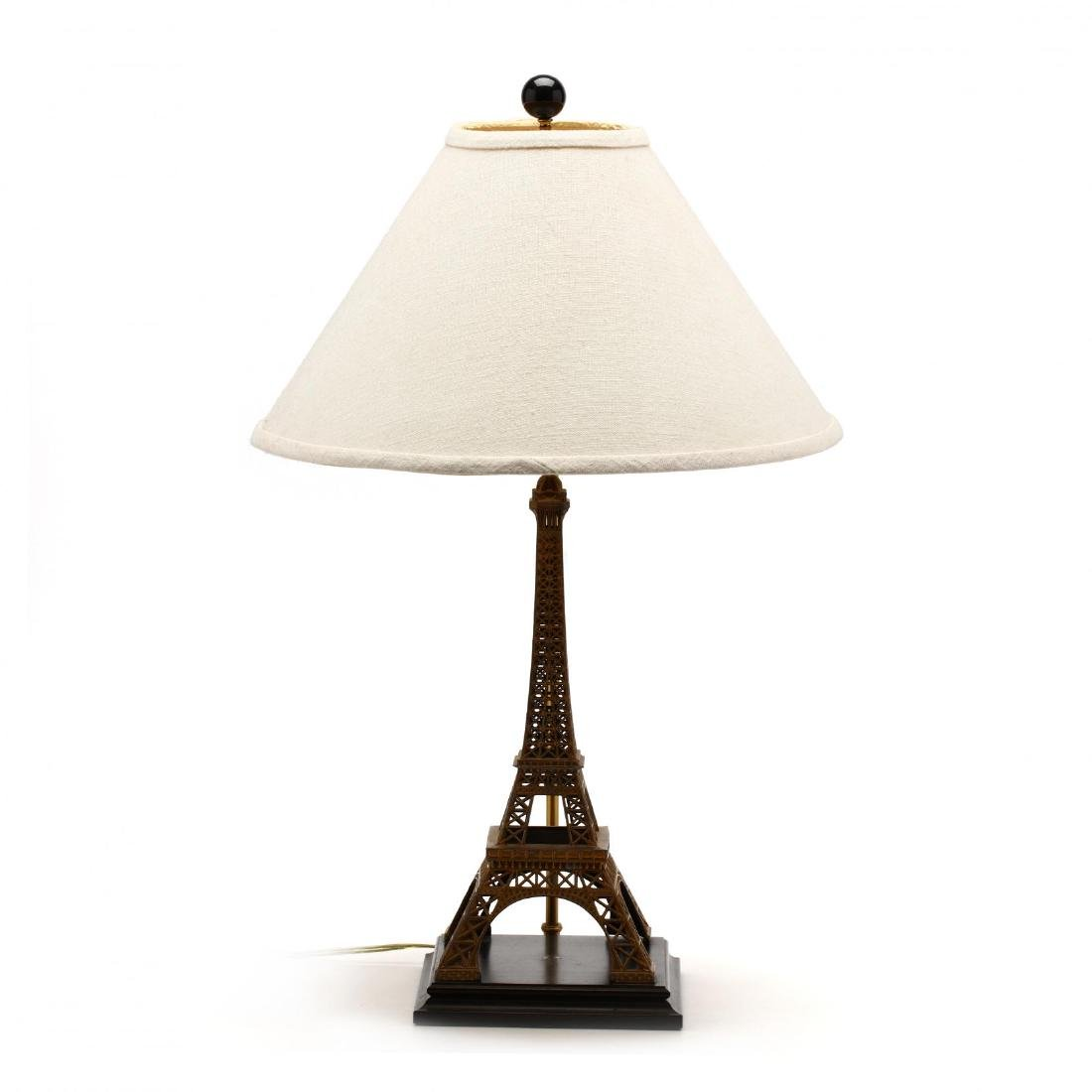 Eiffel Tower Desk Lamp