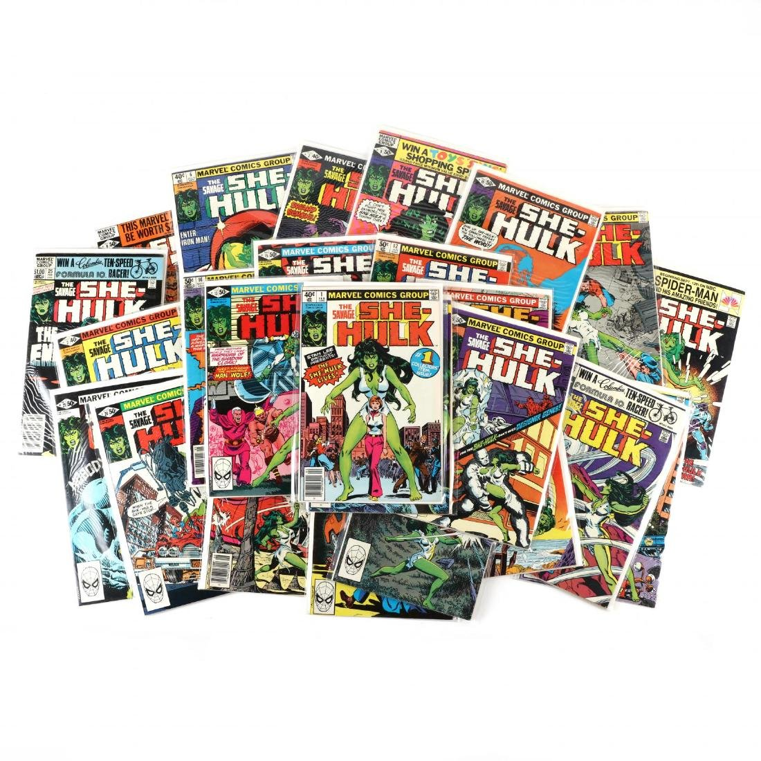 The Savage She-Hulk  Complete Series Group