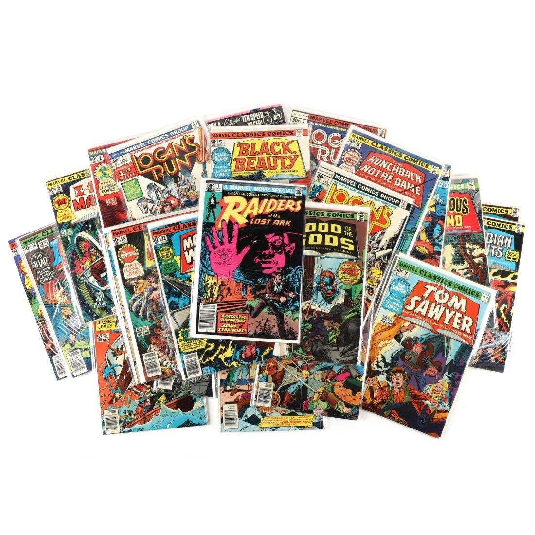 Marvel Classics and Movie Adaptations Group