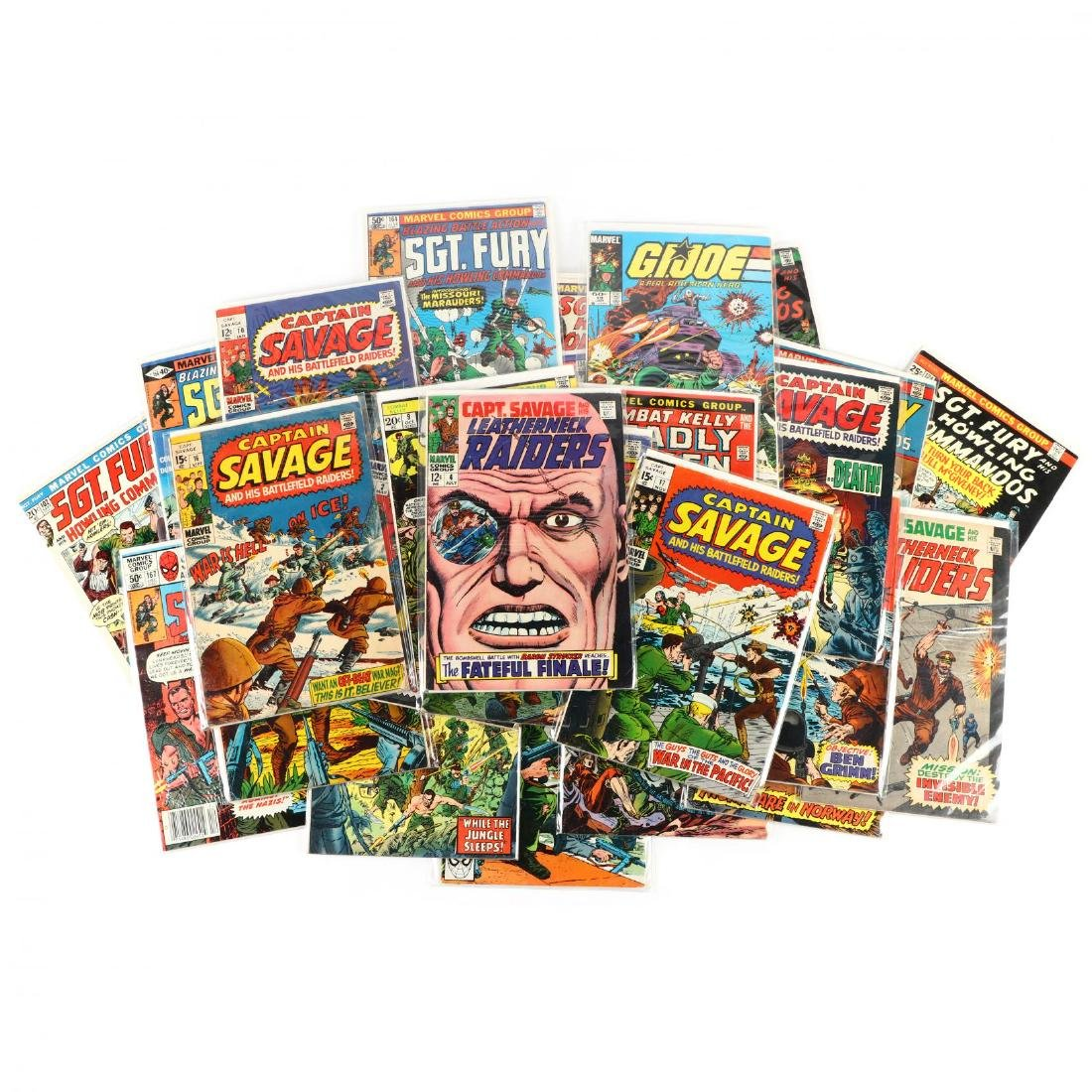 Marvel War Comics Group