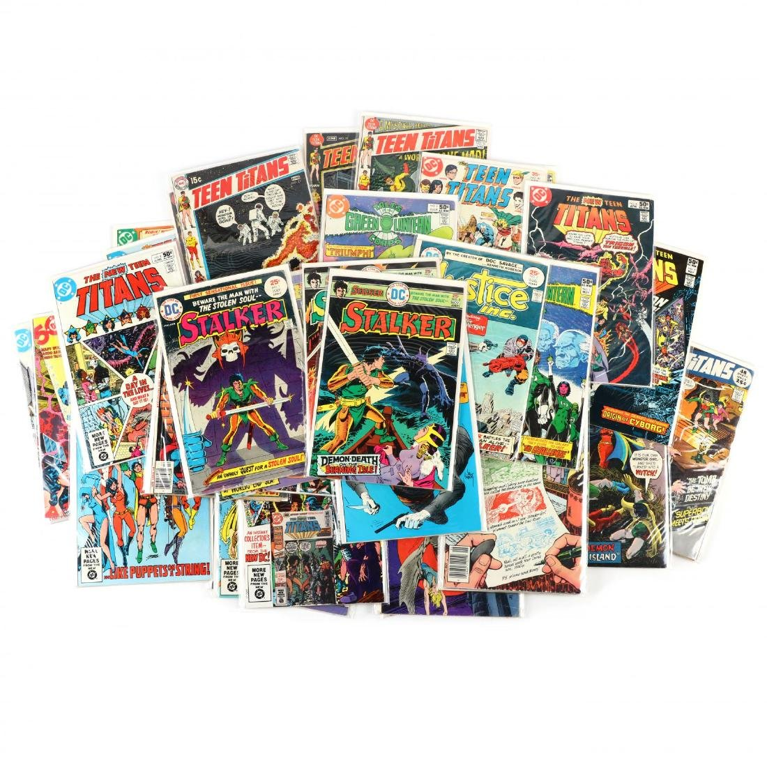 DC Superheroes Group
