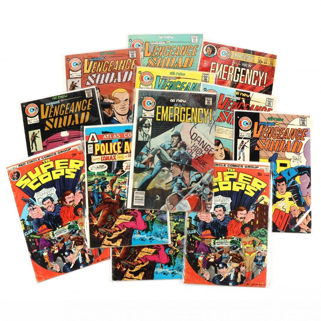 Real Heroes and Villains Comic Group