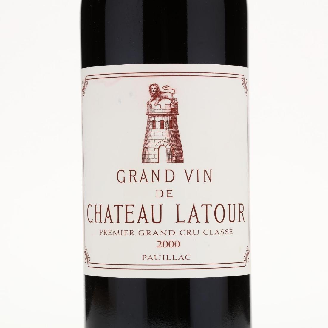 Chateau Latour - Vintage 2000 - 2