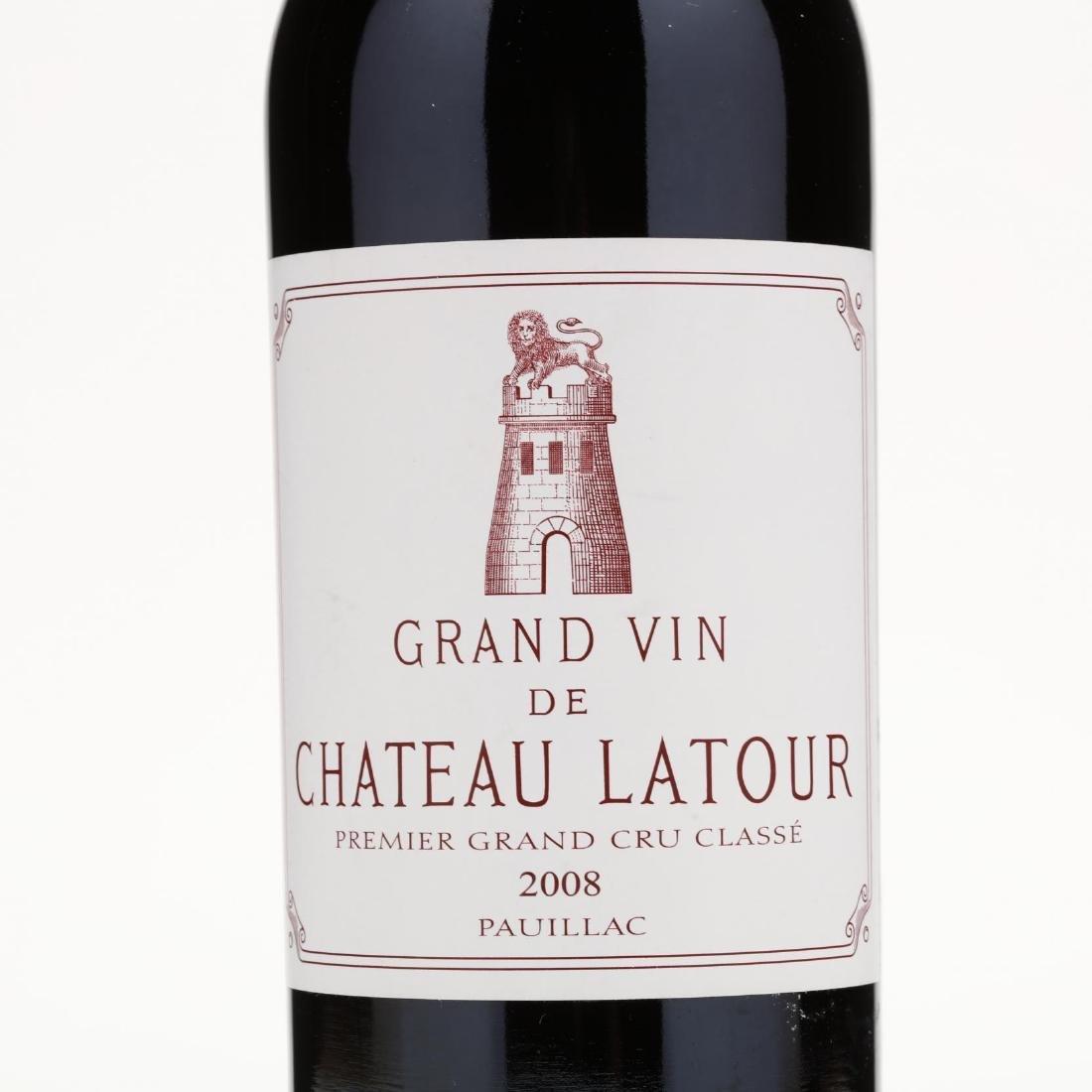 Chateau Latour - Vintage 2008 - 2
