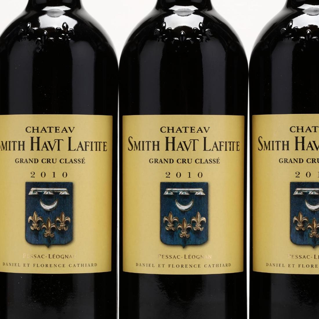 Chateau Smith Haut Lafitte - Vintage 2010 - 2