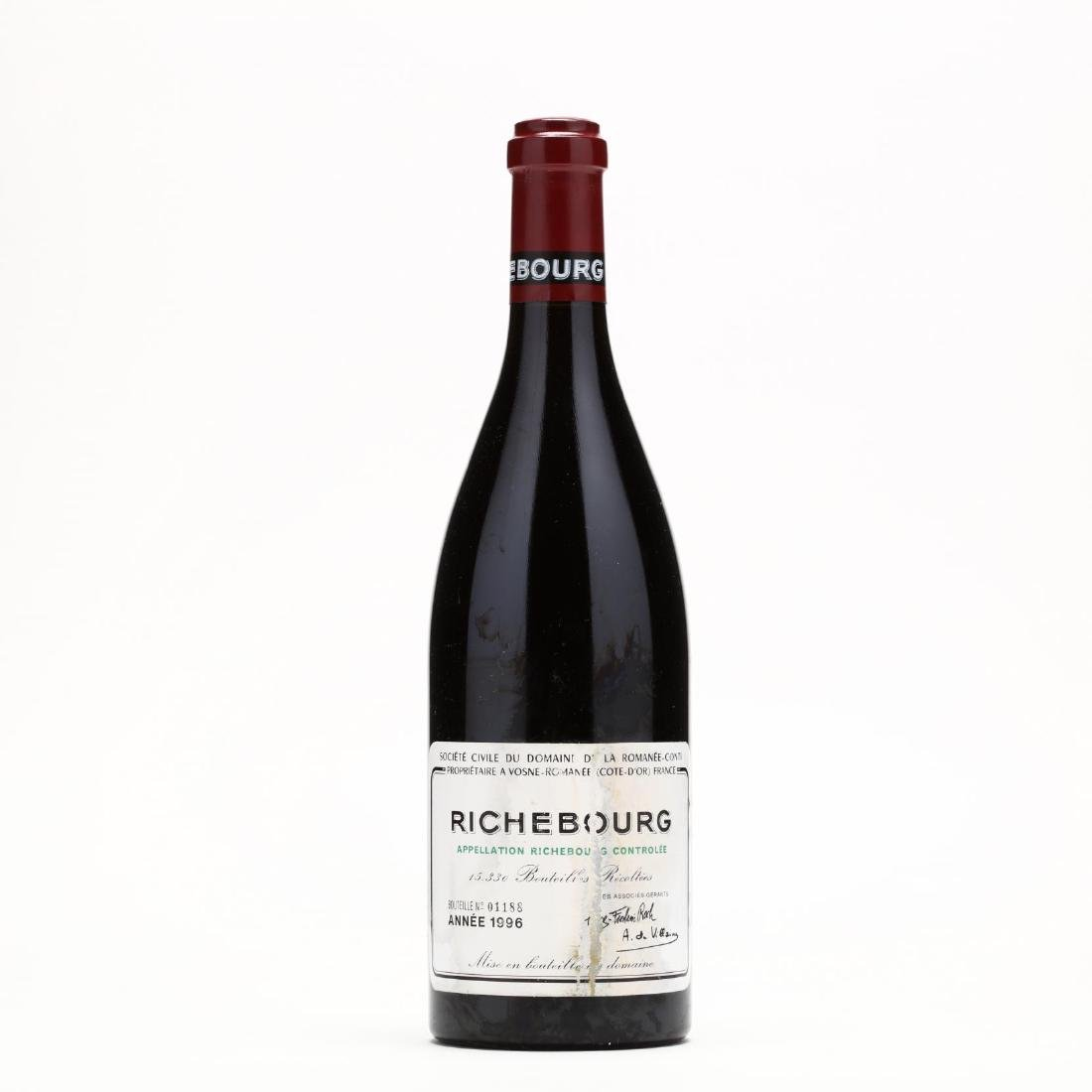 Richebourg - Vintage 1996