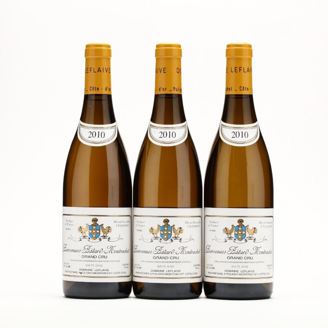 Bienvenues Batard Montrachet - Vintage 2010