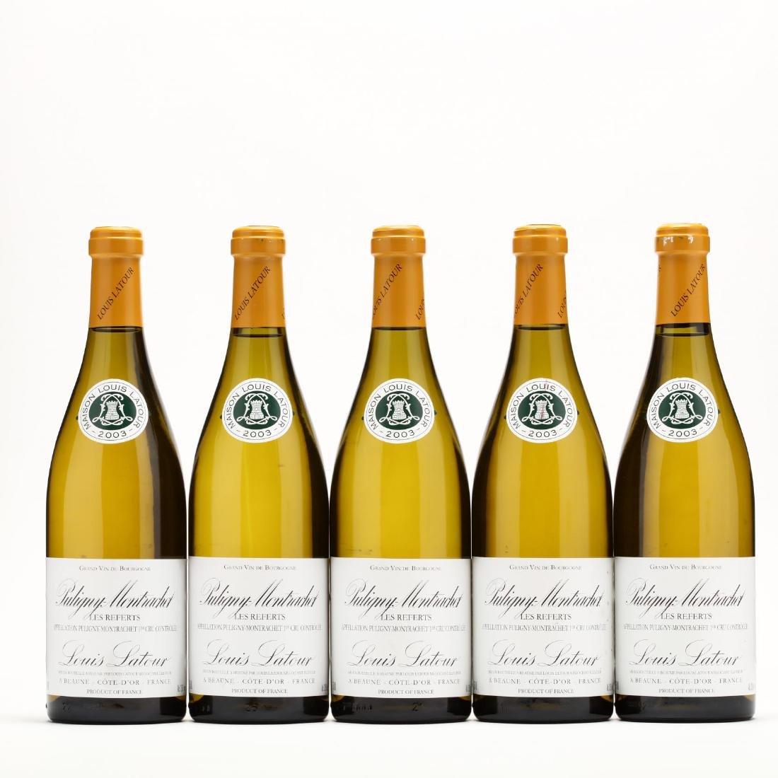 Puligny Montrachet - Vintage 2003