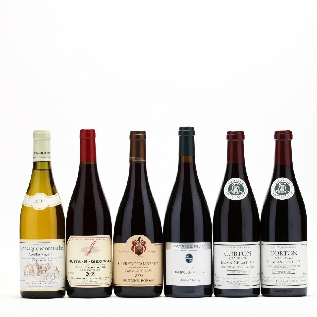 Wine Director's Choice Burgundy Selection