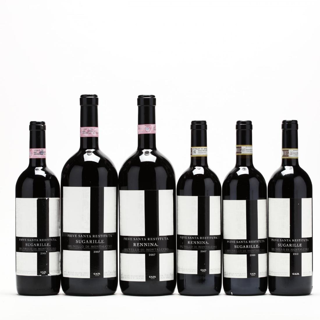 Wine Collector's Gaja Brunello di Montalcino Selection