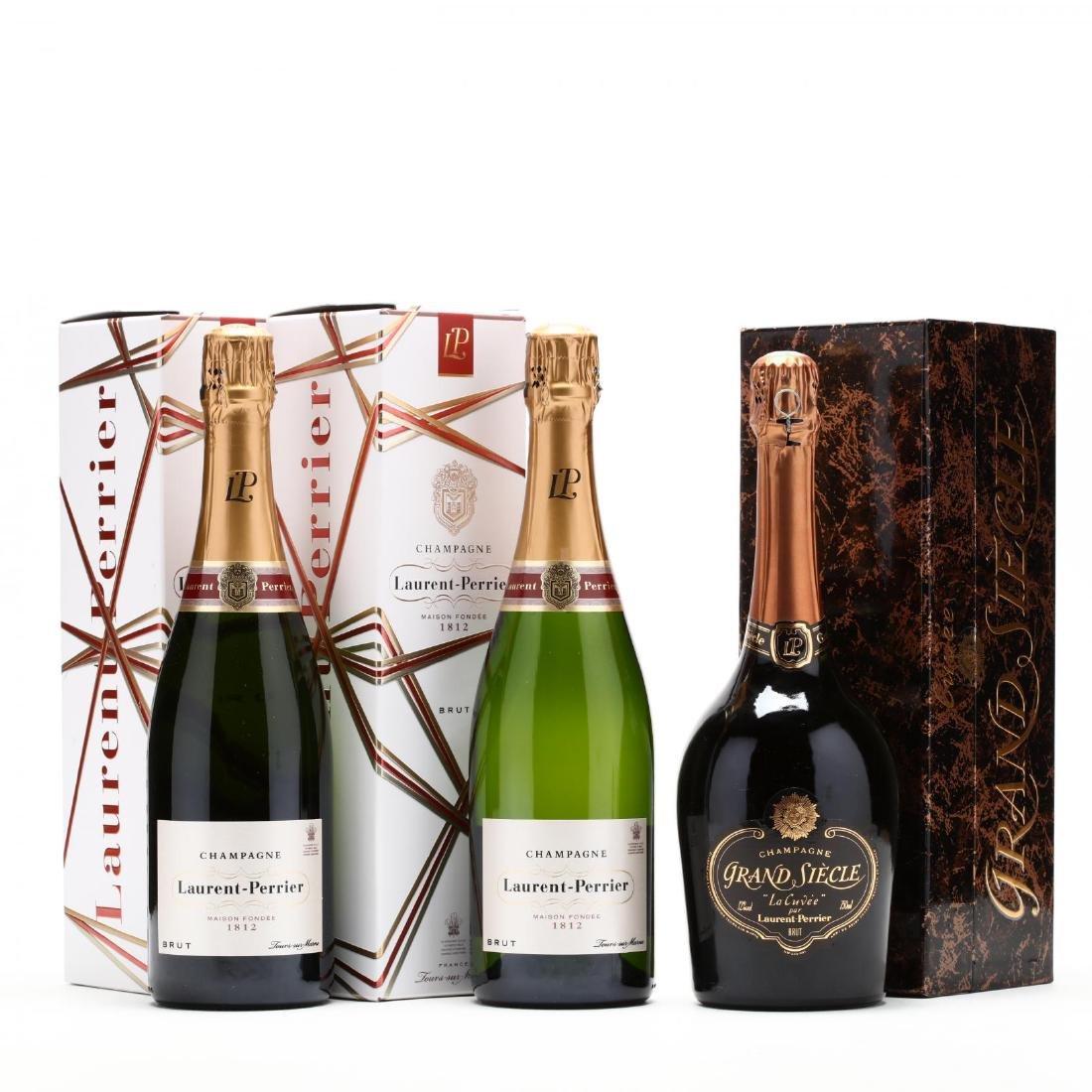 NV Laurent-Perrier Champagne