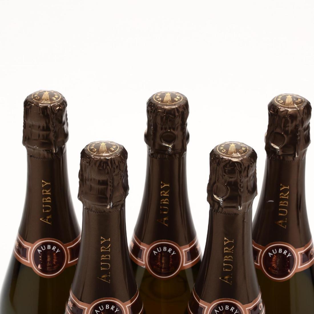 L. Aubry Champagne - NV - 3