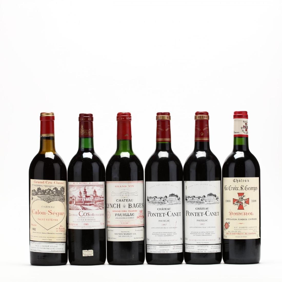 Wine Director's Choice Bordeaux Selection