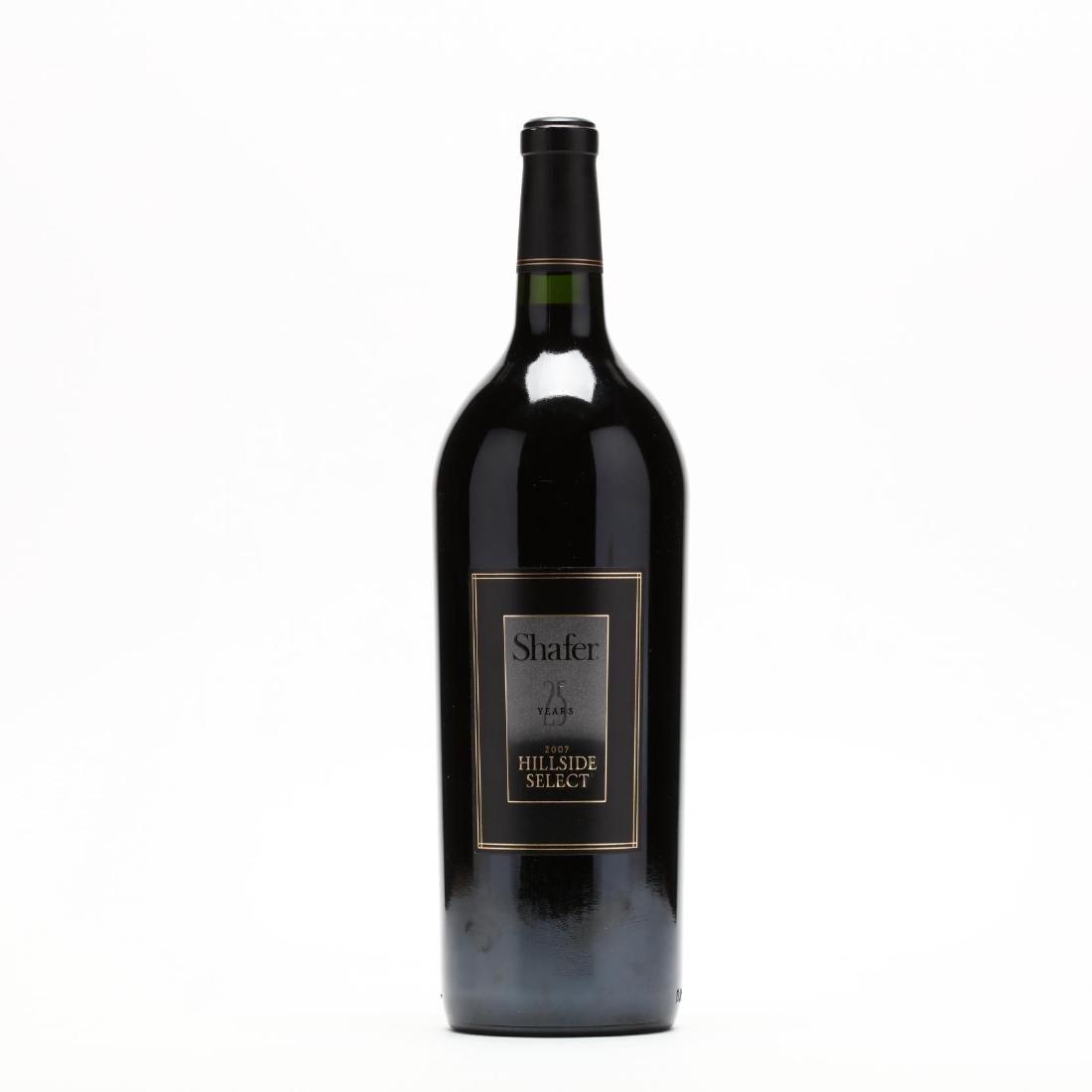 Shafer Vineyards Magnum - Vintage 2007