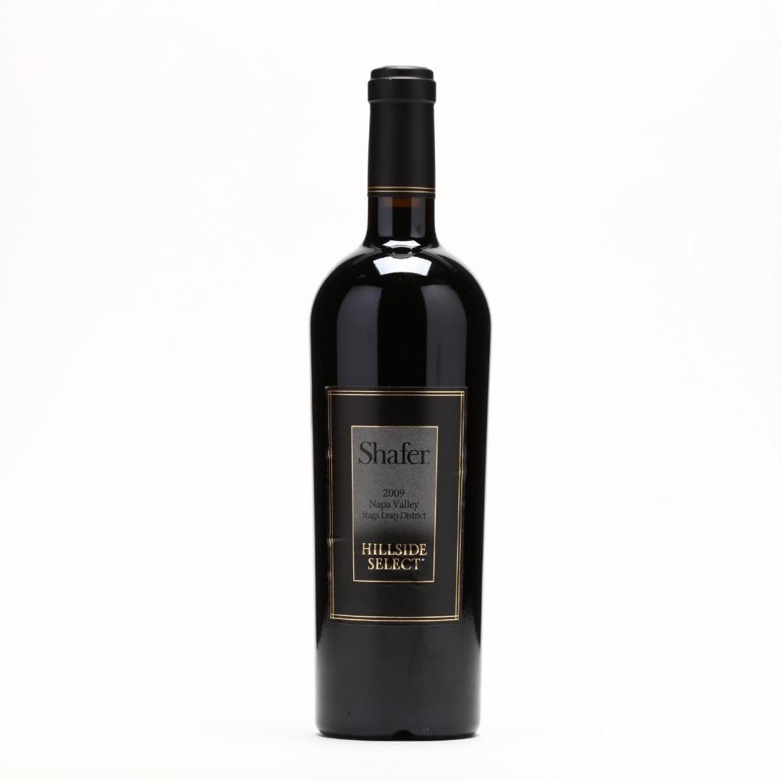 Shafer Vineyards - Vintage 2009