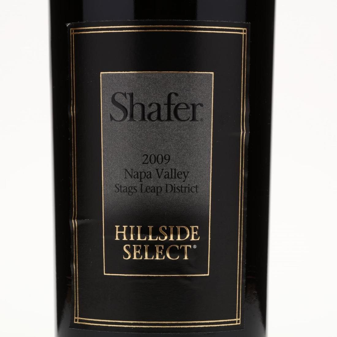 Shafer Vineyards - Vintage 2009 - 2