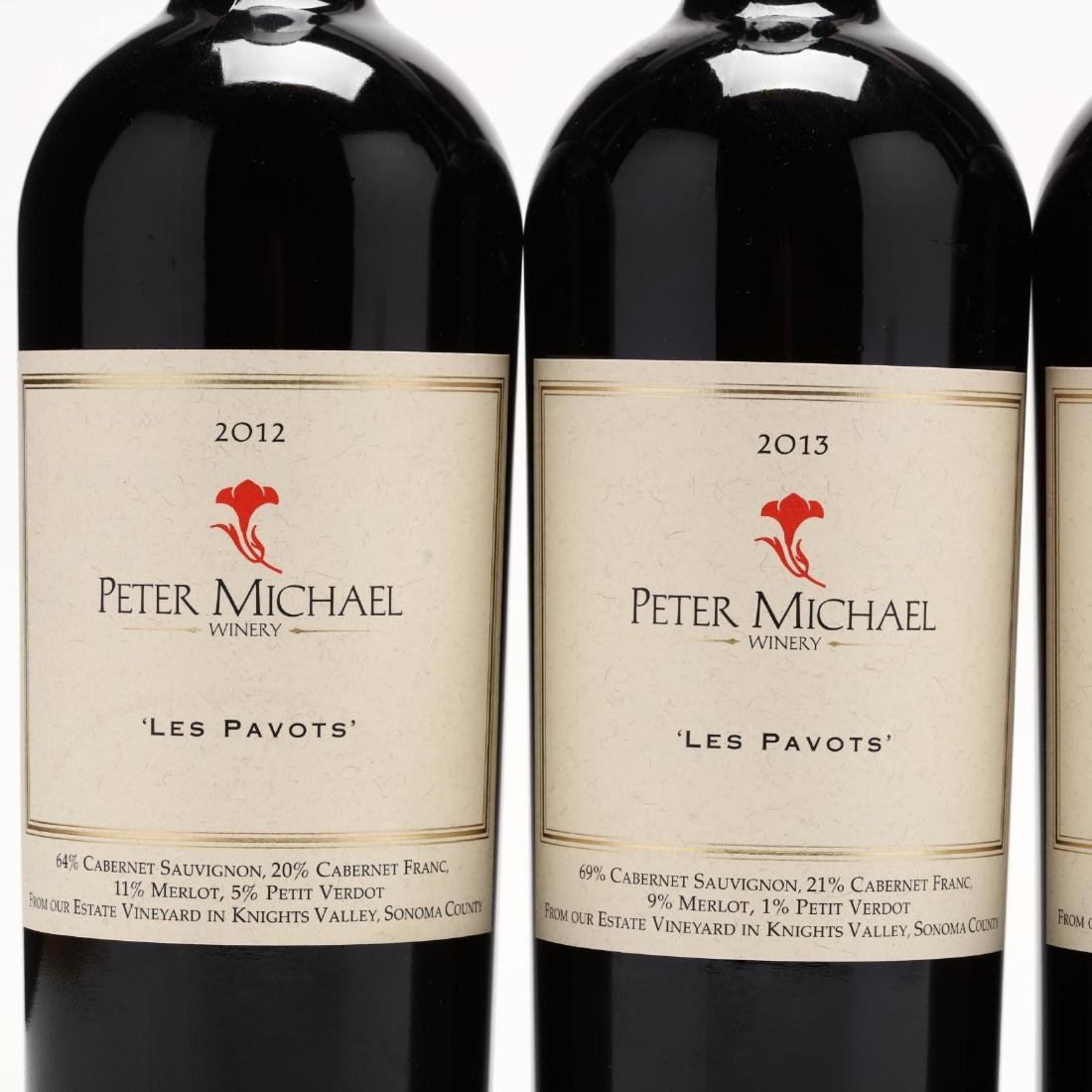 2012 & 2013 Peter Michael Winery - 2