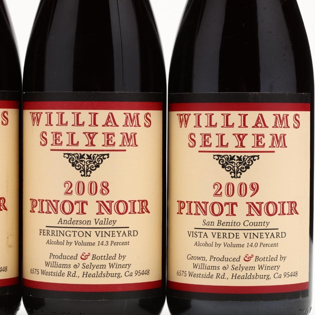2008 & 2009 Williams Selyem - 2