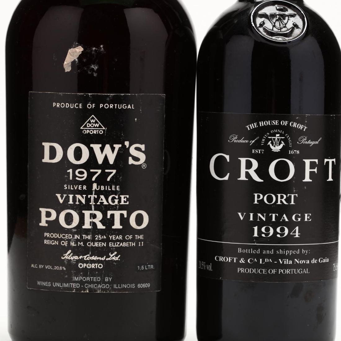 1977 & 1994 Vintage Port - 2