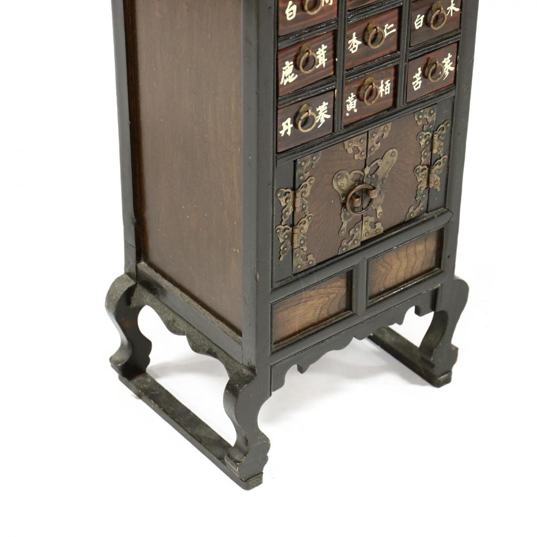 Diminutive Chinese Apothecary Cabinet - 3