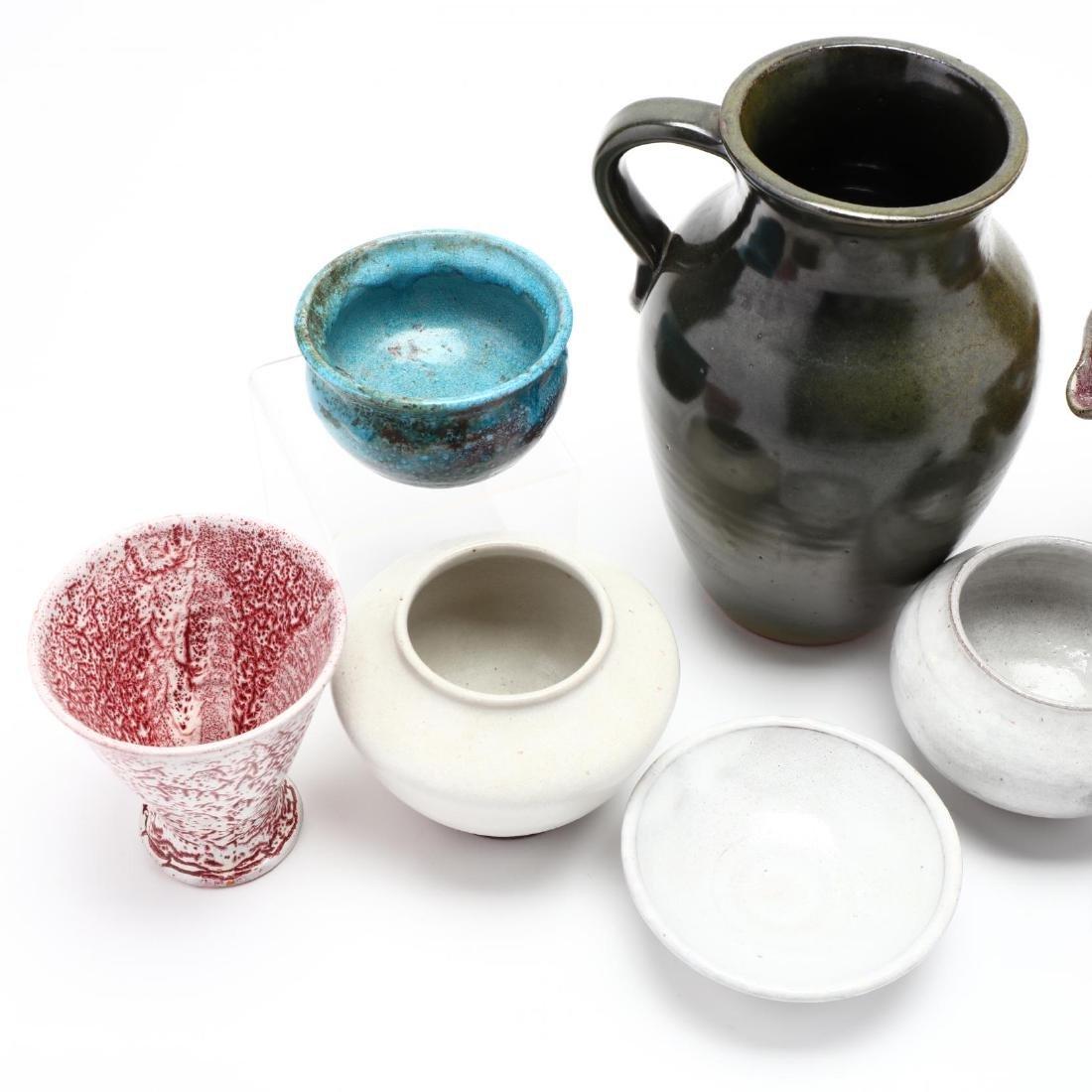 A Group of North Carolina Pottery - 3