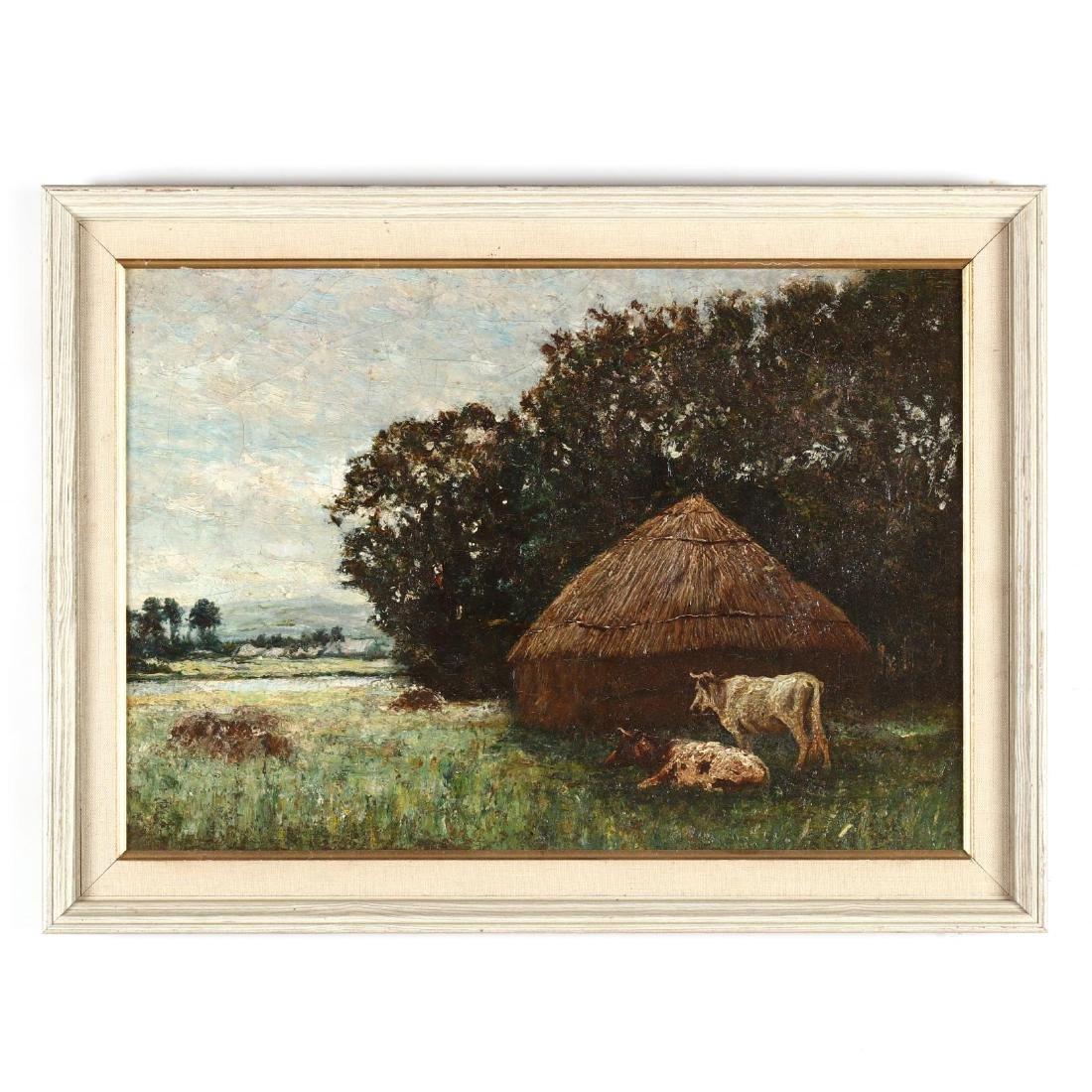 Willem Cornelis Rip (Dutch, 1856-1922), Polder