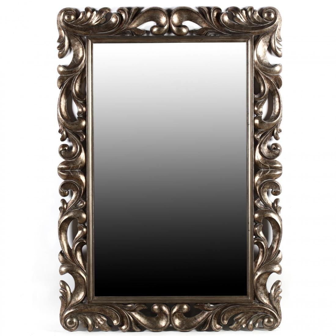 Drexel Heritage, Large Silvered Mirror