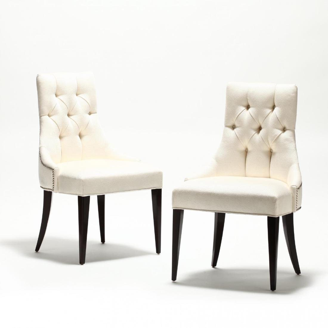 Baker, Thomas Pheasant Collection Pair of Side Chairs
