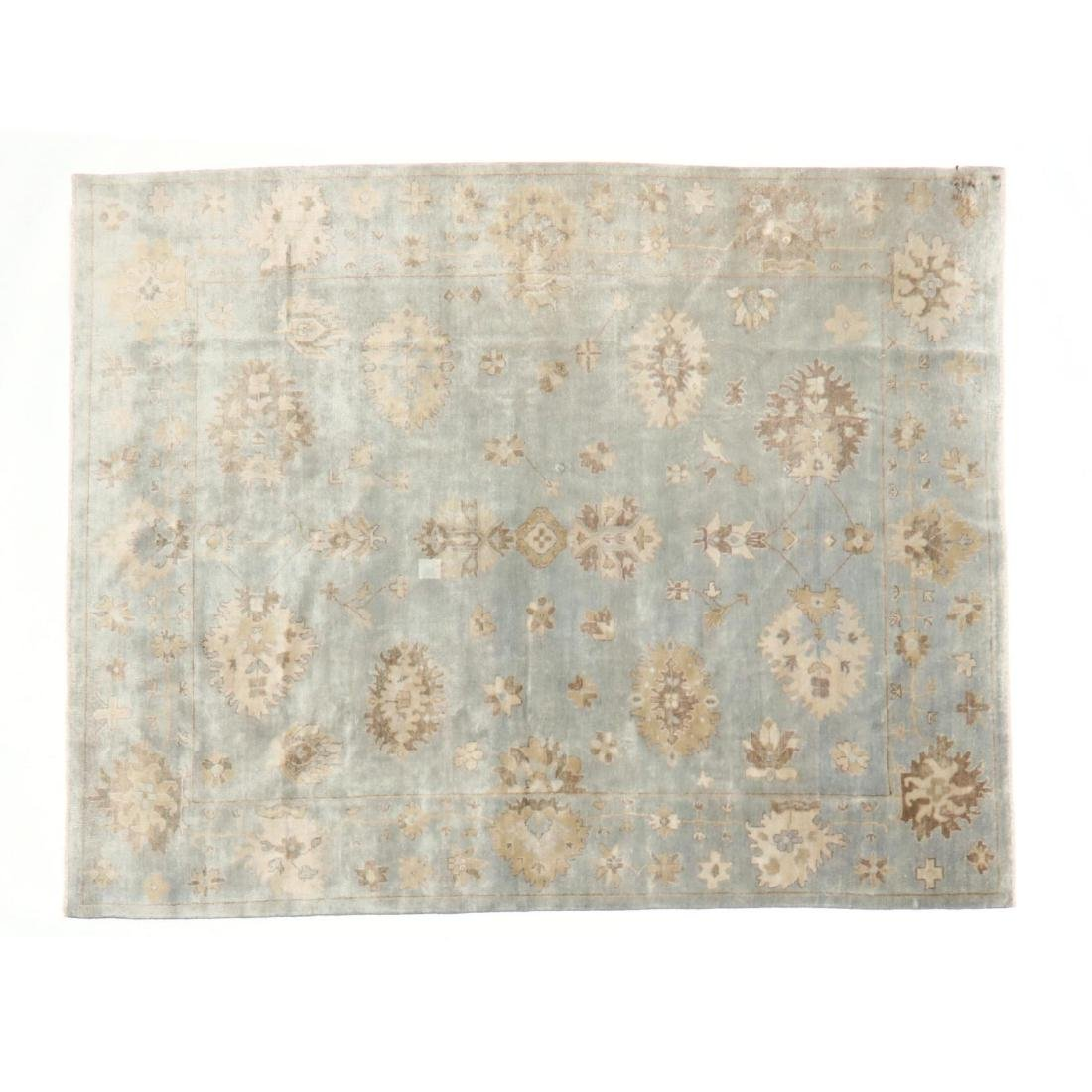 Indo Oushak Carpet