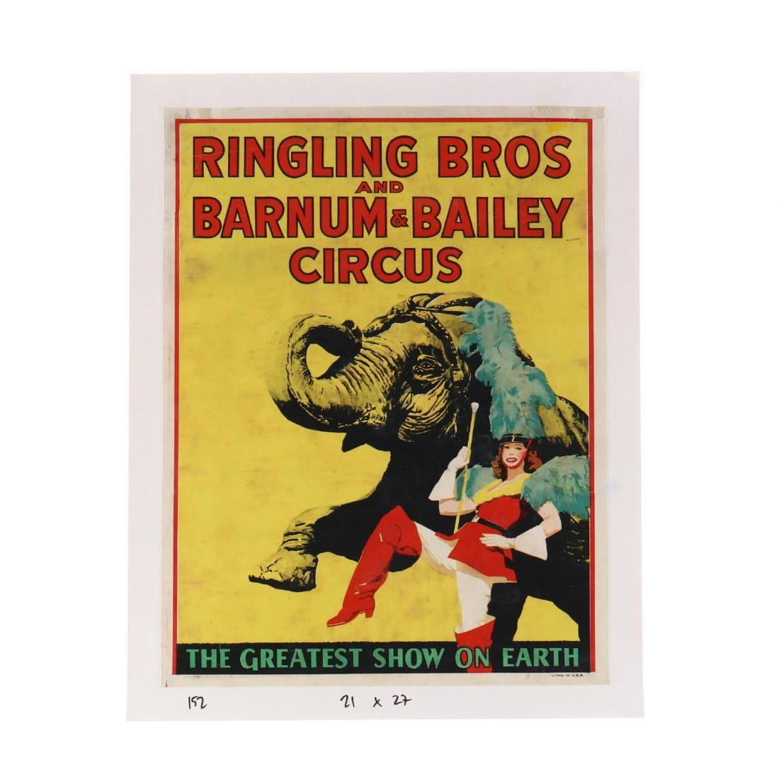 Ringling Bros and Barnum & Bailey Vintage Circus