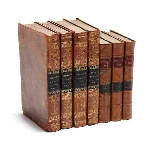 Two Attractive 19th Century Book Sets