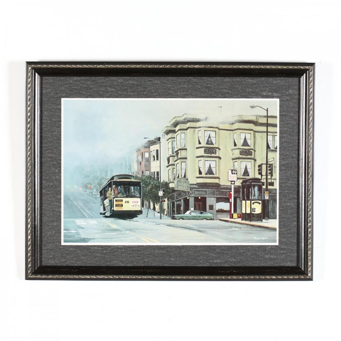 Three Framed Prints - 2
