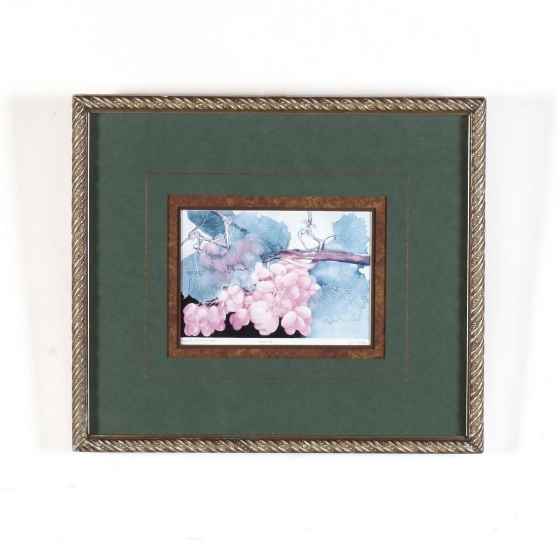 Three Framed Prints - 6