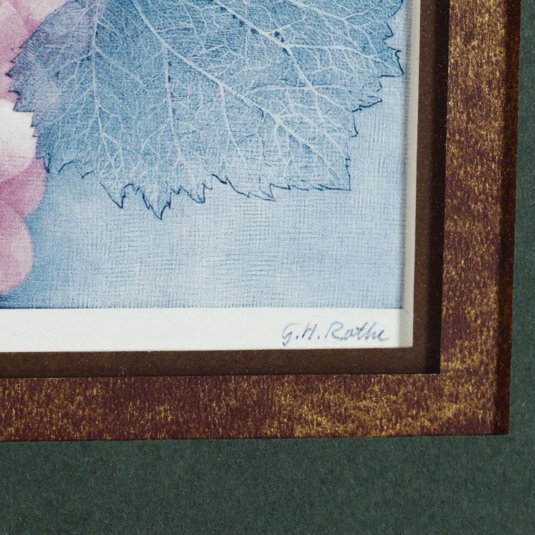 Three Framed Prints - 7