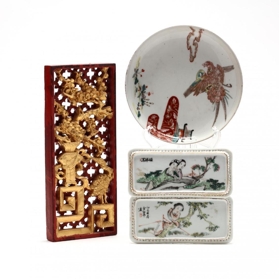 Decorative Asian Grouping