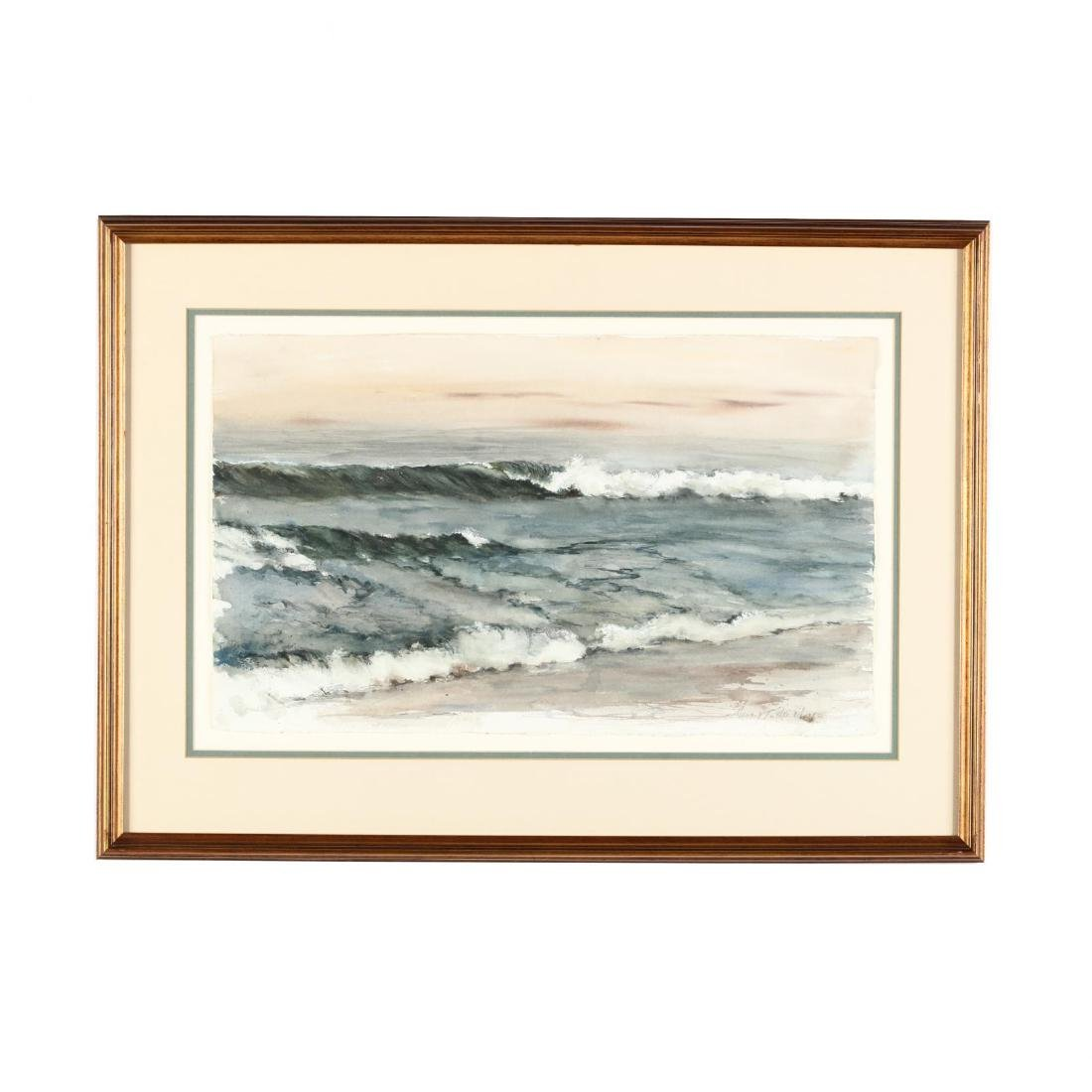 Nancy Tuttle May (NC), Seascape