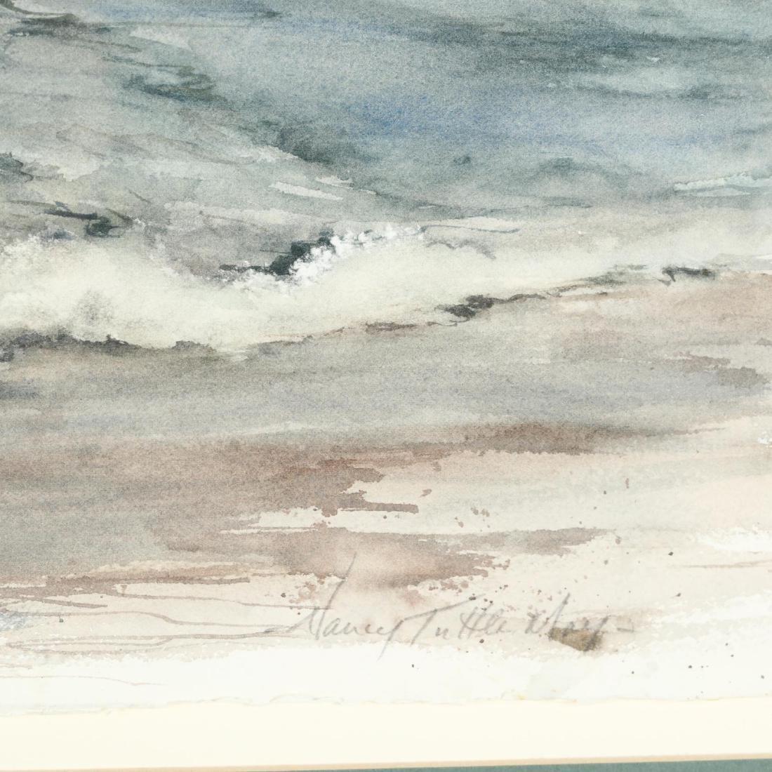 Nancy Tuttle May (NC), Seascape - 2
