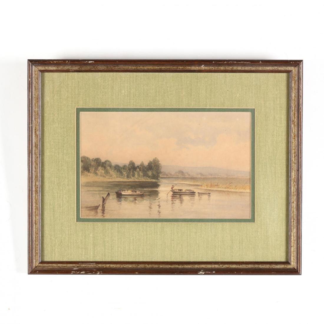 William Giles Newton (D.C./OH, 1825-1895),  Spring on