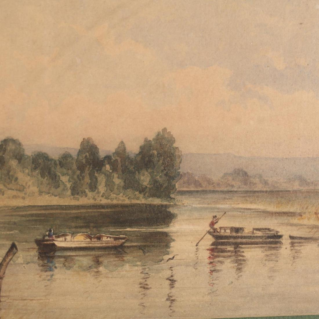 William Giles Newton (D.C./OH, 1825-1895),  Spring on - 2
